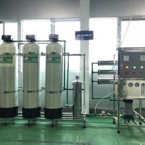 Hóa chất xử lý nước RO